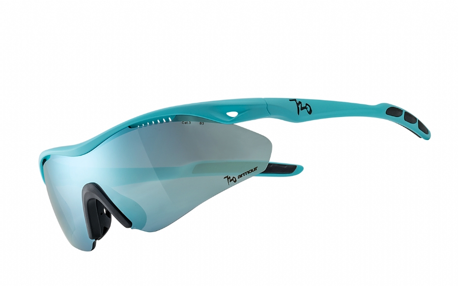 720 Armour Analog B355B3-5; Matte Aquamarine  Glasses