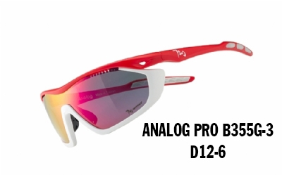 720 Armour ANALOG PRO B355G-3 Glasses