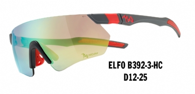 720 Armour Elfo B392-3 HC Glasses