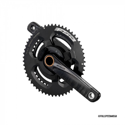 Fsa Carbon Powerbox Abs Bcd110 50X34 172.5Mm ( Power Meter)