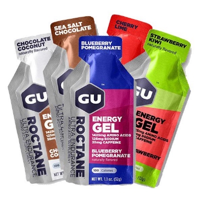Energy Gel Gu Roctane