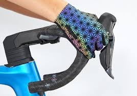 Supacaz Short Gloves – Oil Slick