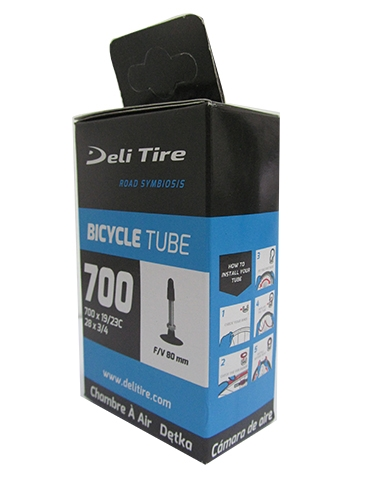 Deli Tube 700x23 80mm