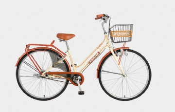 Asama ESSENCE City Bike 27'