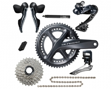 Shimano Ultegra R8050 Di2 Groupset for Road Bike