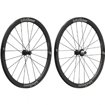 Vision Metron 40 SL Disc Clincher/TL Wheel